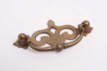 Klassieke greep brons antiek voor lades 98mm