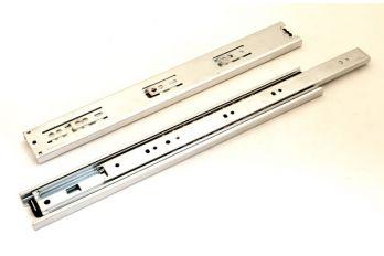 Ladegeleider (kogel) paar 100% uittrekbaar 500mm of 550mm zs