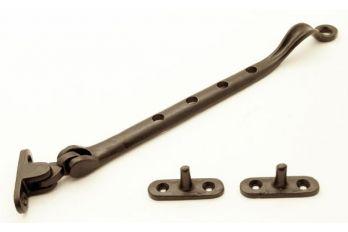 Raamuitzetter voor klapraam en draairaam Zwart - 8mm