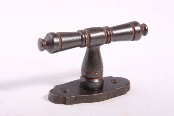 Raamkruk 92mm roest of tinkleur 7mm