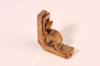 Trap roede houder 12mm brons antiek