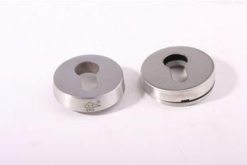 SKG** profiel-cilindersloten veiligheidsbeslag RVS