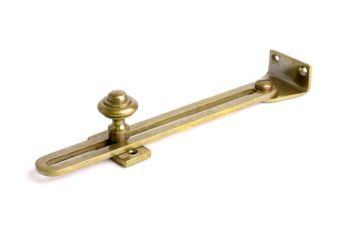Raamuitzetter brons antiek 200mm (180mm)