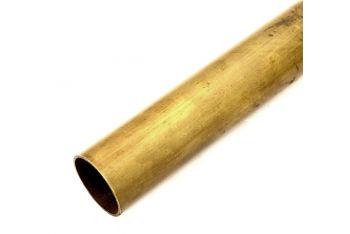 Buis brons antiek 30mm voor kapstok, kast en walk-in-closet