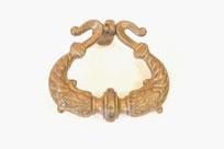 Greep brons antiek trekker